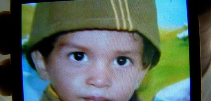 Davi Jhones da Silva Sousa, de 4 anos (Crédito: Reprodução)