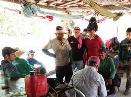 Fiscais flagram trabalhadores em situação degradante no litoral