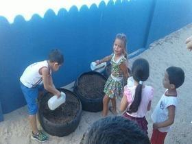SEME desenvolve atividade de educação ambiental em DEL