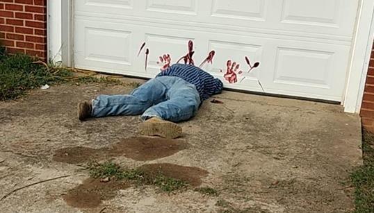 Partida de Halloween assustadora gera dezenas de chamadas para a polícia