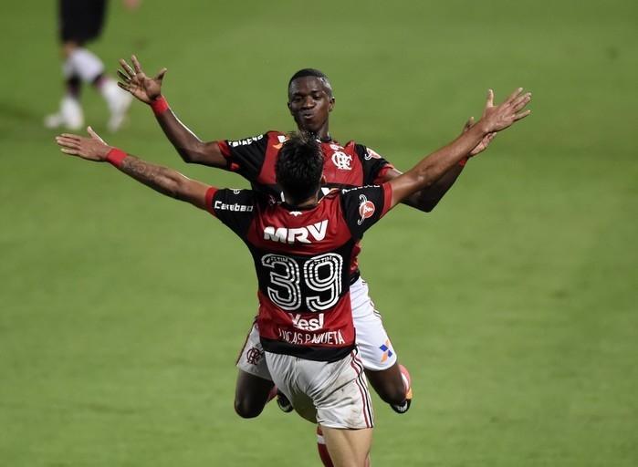 Vinicius Junior (Crédito: GE)