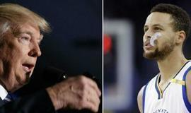 Donald Trump desconvida astro do basquete para ir à Casa Branca
