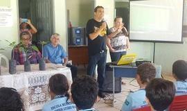 Projeto Mais Verde contempla escola Monsenhor Lotário Weber