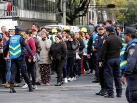 Novo terremoto é registrado no México; anterior deixou 225 mortos!