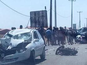 Motociclista morre após colisão frontal em Luís Correia