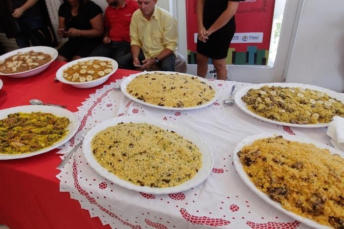 A gastronomia é um dos pontos fortes do evento (Crédito: João Albert)