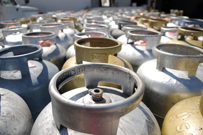Petrobras decidiu elevar em 6,9 por cento, em média, os preços do gás (Crédito: Reprodução)