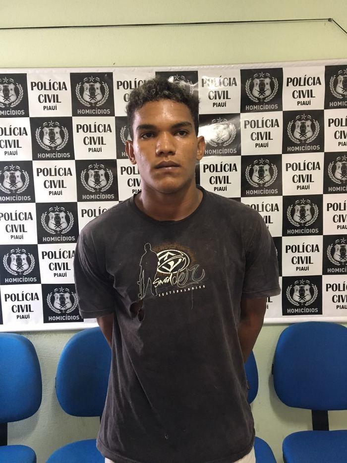 Mateus Mendes da Silva, acusado de matar Severino LIma da Silva (Crédito: Divulgação)