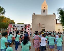 Veja como foi a Abertura do Festejo de São Francisco das Chagas