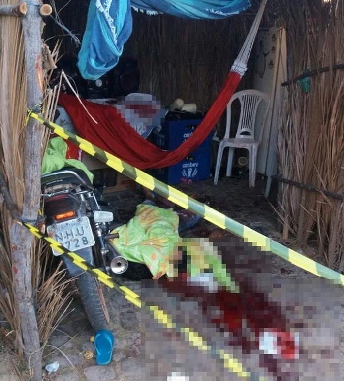 Cantor é assassinado a facadas em São Miguel do Tapuio