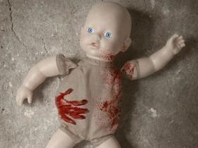 Bebê morre atropelada pela mãe durante aniversário da irmã