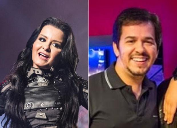 Maraisa assume namoro com Wendell Vieira