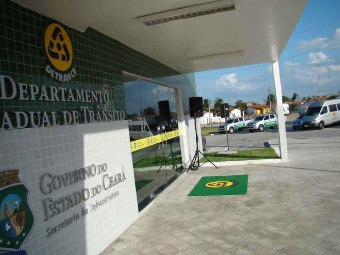 Departamento de Trânsito do Estado do Ceará (Crédito: Blgo Gran Cursos)
