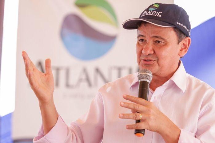Governador Wellington Dias (Crédito: João Allbert)