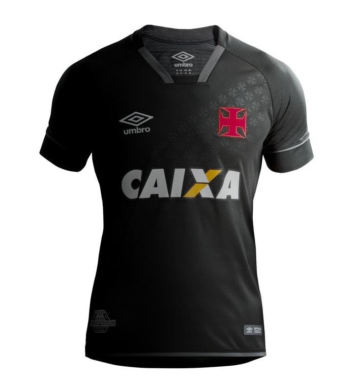 Vasco lança terceiro uniforme em homenagem a São Januário