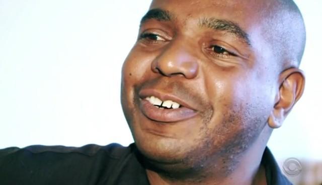 Joel Marques, ex-morador de rua e ex-usuário de drogas (Crédito: RBS TV)