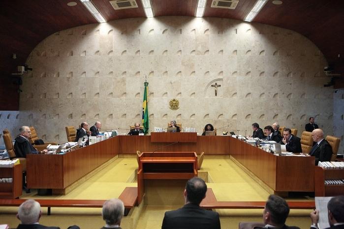 Plenário do STF (Crédito: Rosinei Coutinho/SCO/STF)