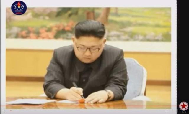Presidente da Coreia do Norte (Crédito: BBC)