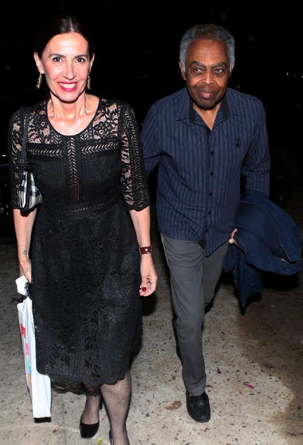 Luciano Huck comemora aniversário com festa cheia de famosos (Crédito: Dilson Silva/AgNews)
