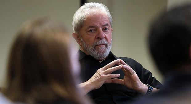 Ex-presidente Luis Inácio Lula da Silva (Crédito: Jorge Araújo 21.set 2017/Folhapres)