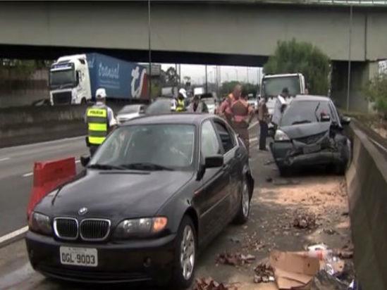 Mulher alcoolizada atropela e mata três pessoas em São Paulo