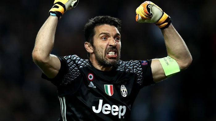 Gianluigi Buffon (Crédito: Getty)