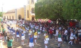 Desfile cívico em Esperantina, acontecerá nesta quinta feira