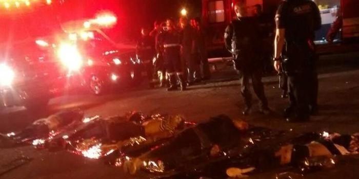 Polícia de São Paulo mata dez bandidos em confronto com quadrilha