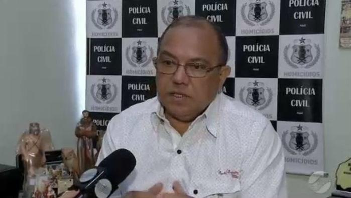 Delegado Francisco Costa, o Barreta (Crédito: Rede Meio Norte)