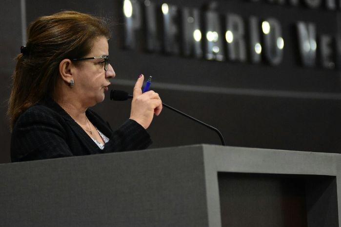 O projeto de lei é de autoria da vereadora Graça Amorim