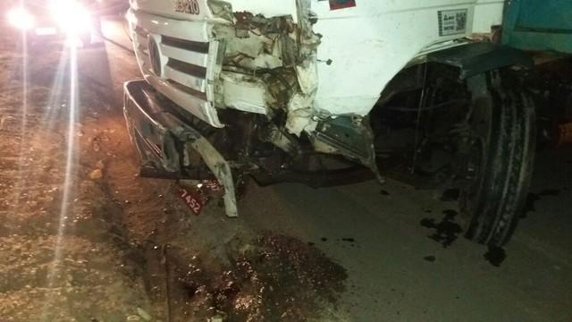 Acidente em rodovia estadual deixa 5 mortos em Pernambuco (Crédito: Bruno Fonte)