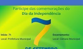 Prefeitura irá Realizar Desfile Civico No 7 de Setembro