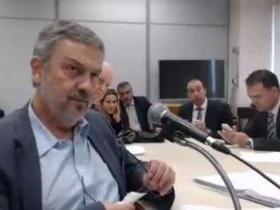 Palocci acusa Lula de receber R$ 4 milhões da Odebrecht.