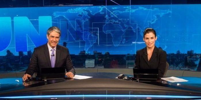 William Bonner se afasta do Jornal Nacional por 8 semanas
