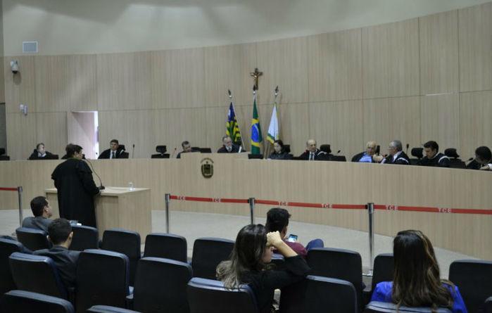 Tribunal de Contas do Estado do Piauí  (Crédito: TCE-PI)