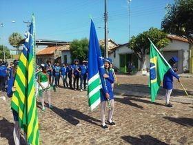 Prefeito prestigia desfile pelo Dia da Independência