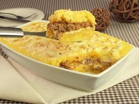 REVISTA: Aprenda a fazer uma deliciosa polenta recheada