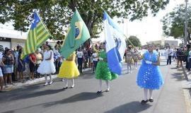 Desfile Civico Marcou o 7 de Setembro em Ipiranga do Piauí