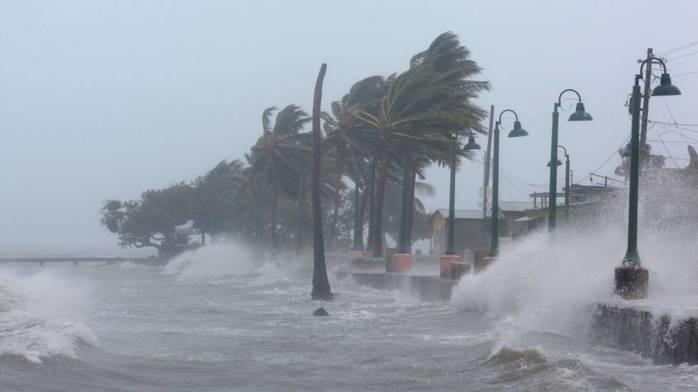 Furacão Irma (Crédito: El País)