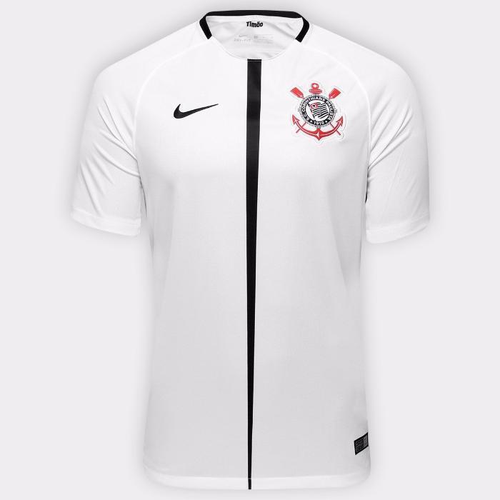 Camisa do Corinthians foi a mais vendida (Crédito: Reprodução)