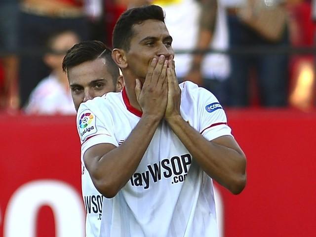 Ganso marca pelo segundo jogo seguido, e Sevilla vence o Eibar