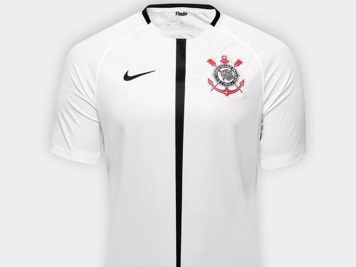 Saiba quais clubes mais venderam camisas no Brasil em 2017