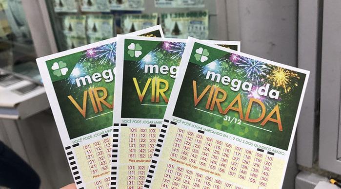 Dezessete apostas dividem o prêmio da Mega da Virada