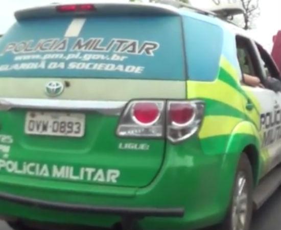 Bandidos fazem arrastão e rendem funcionários em Palmeirais