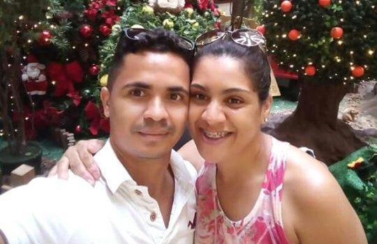 Homem morre e esposa fica ferida em acidente no estado de Goiás
