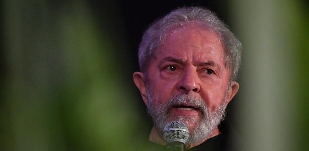 Ex-presidente Lula (Crédito: Estadão)