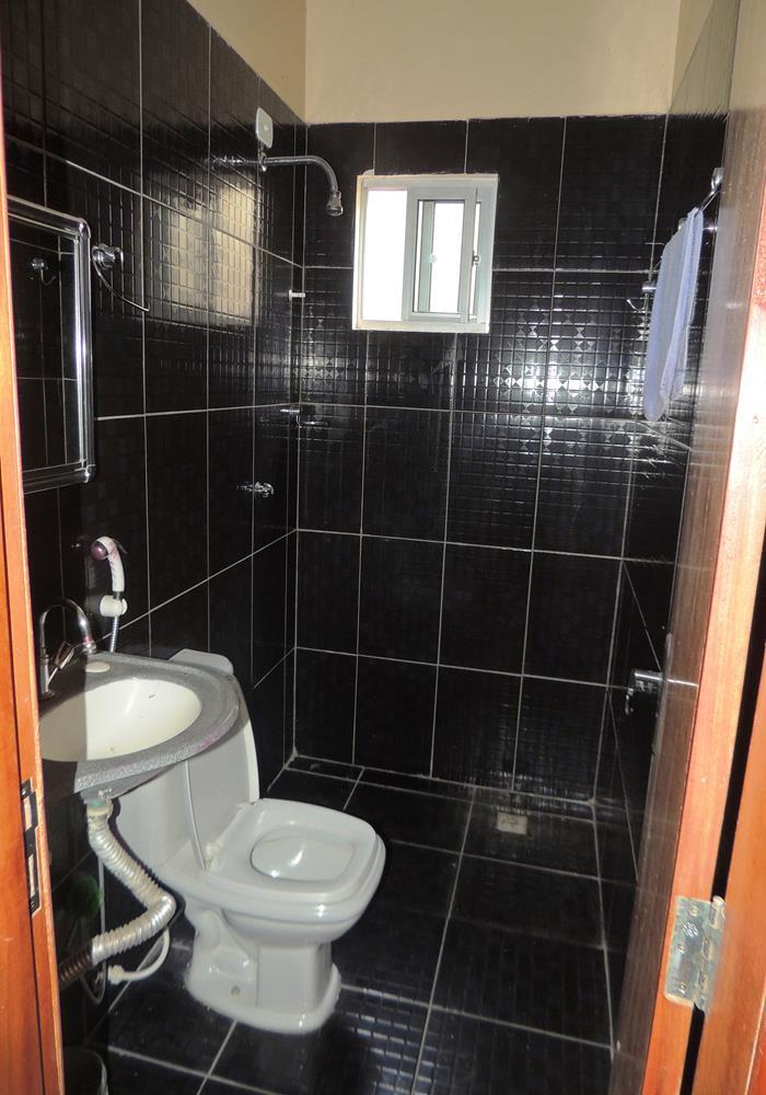 Banheiro social (Crédito: Edinardo Pinto )