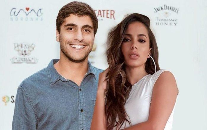 Marido de Anitta, ironiza suposto affair da cantora com Hamilton