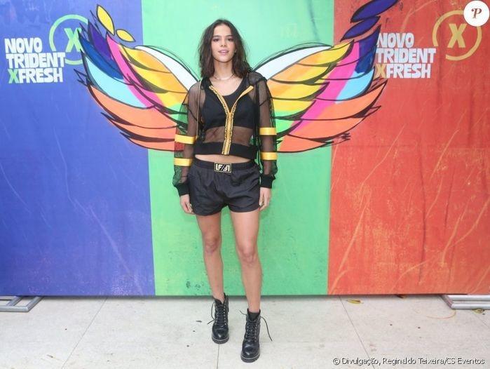 Bruna Marquezine (Crédito: Reginaldo Teixeira/CS Eventos)