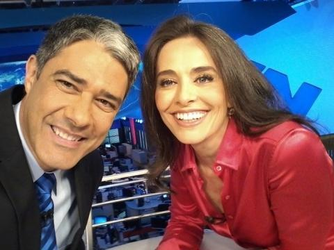 Após 21 anos, Carla Vilhena pede demissão da Globo